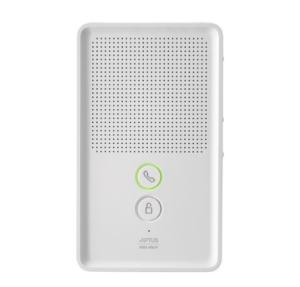 Svarsapparat som monteras i lägenheten och fungerar ihop med porttelefonen. ett alternativ till att använda uppringning till mobiltelefonen. Ersätter svarsapparaten AT21.